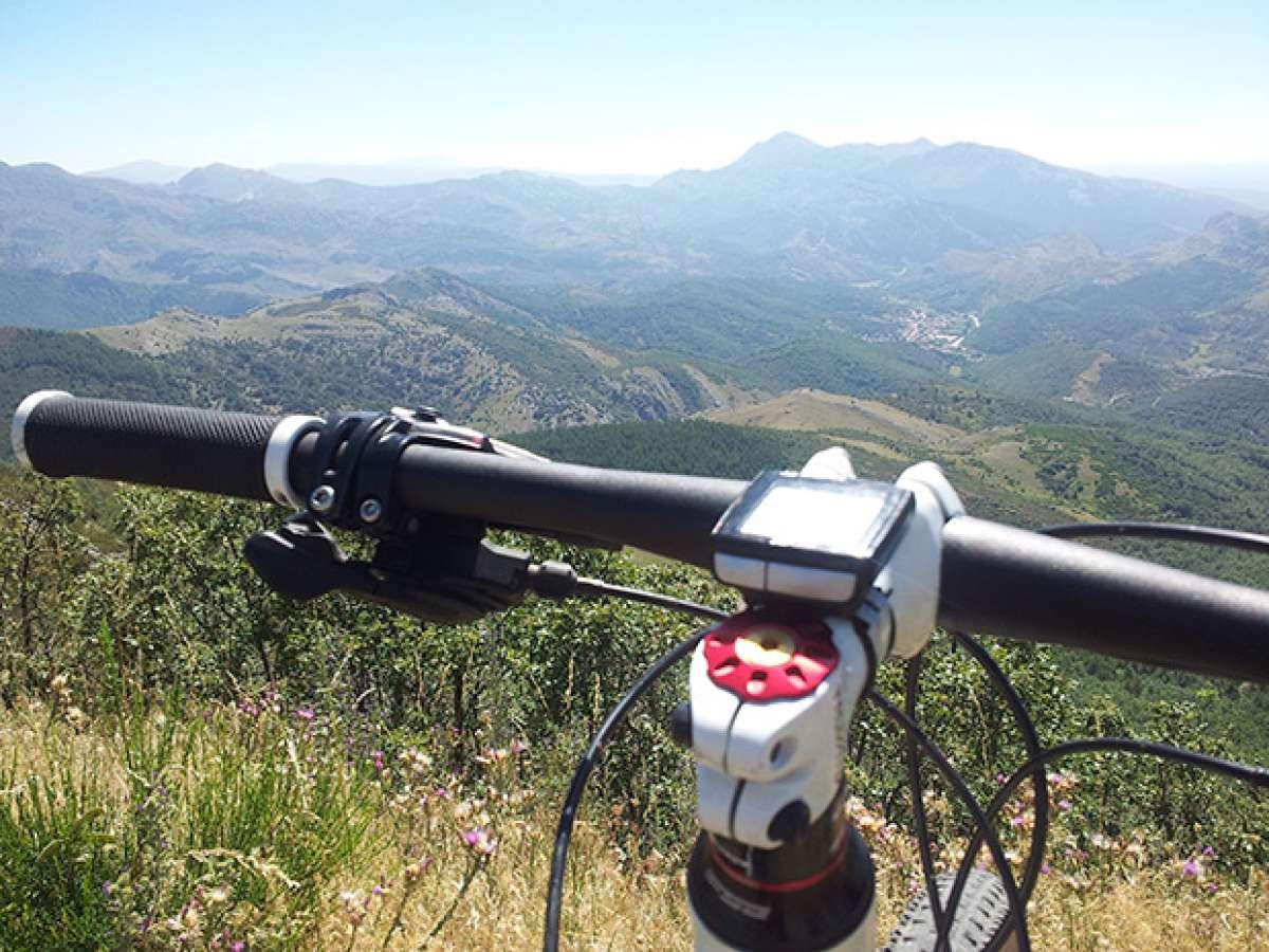 La foto del día en TodoMountainBike: 'Alto de La Camperona (León)'