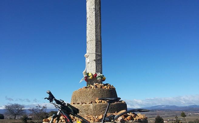 La foto del día en TodoMountainBike: 'Alto de San Justo'