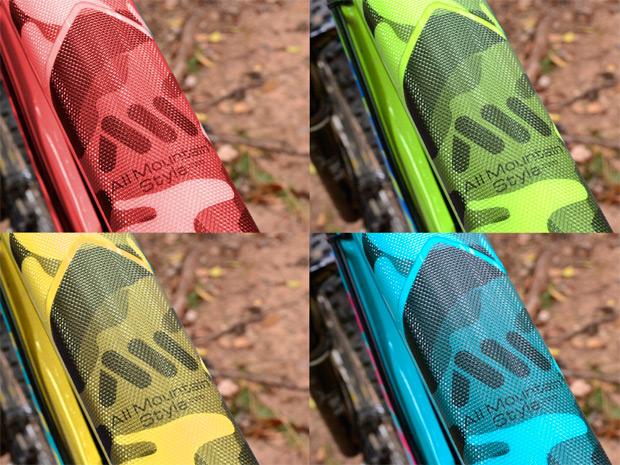 AMS Honeycomb CAMO, estética militar para los nuevos protectores adhesivos de All Mountain Style