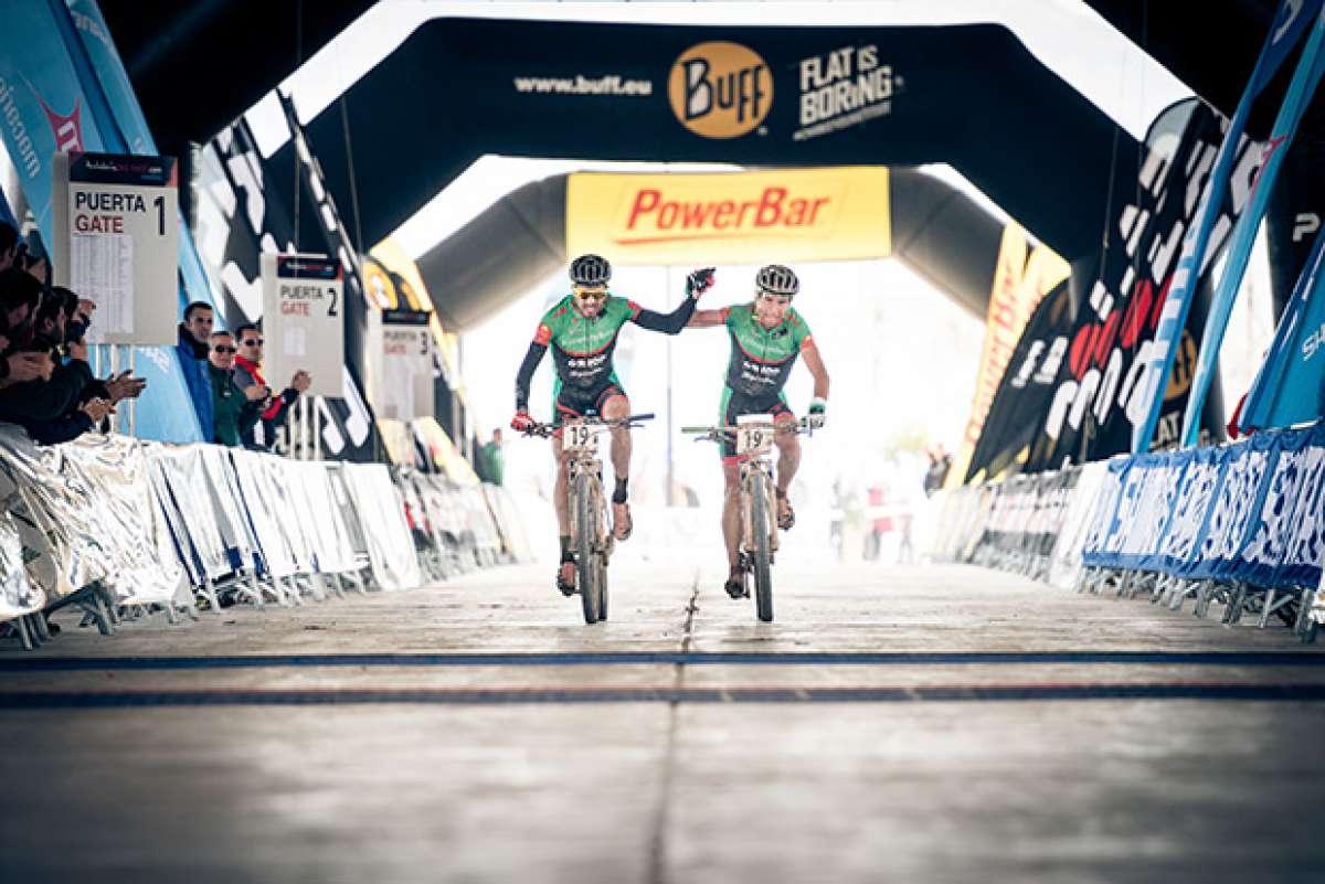 Andalucía Bike Race 2015: Los vídeos de la primera y segunda etapas de esta espectacular competición