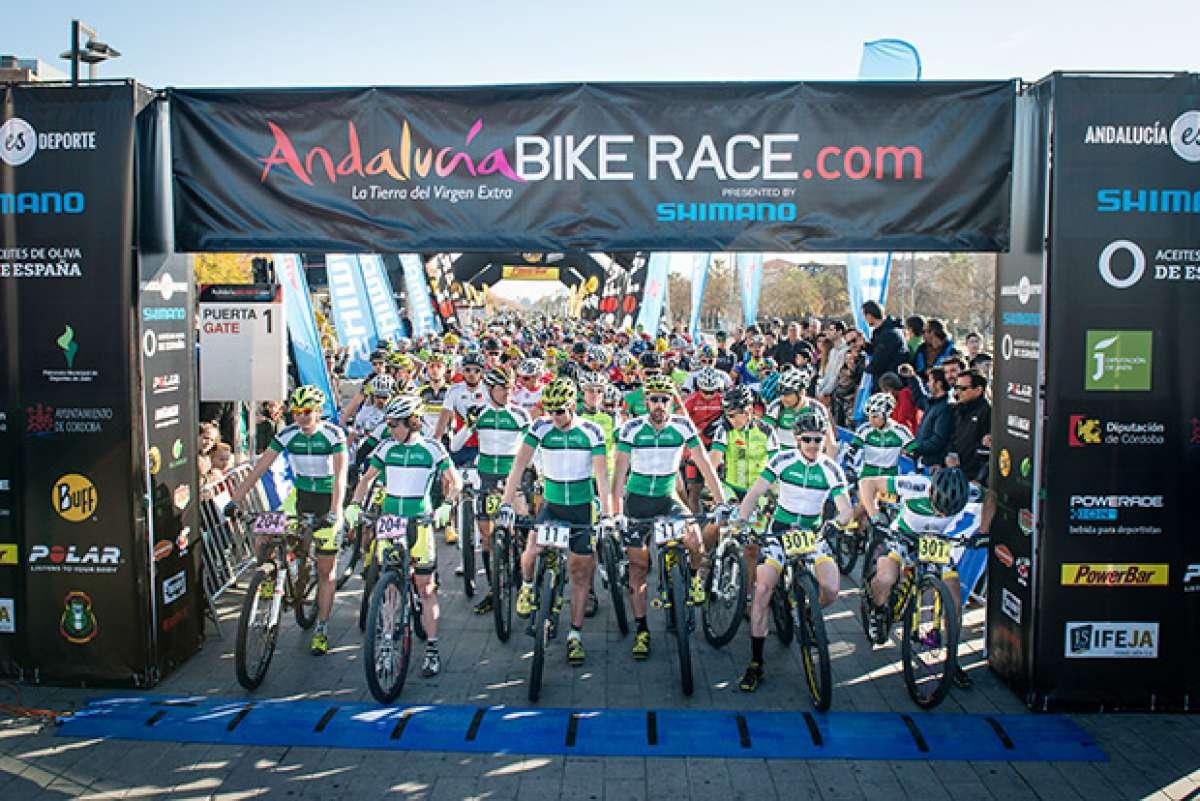 Andalucía Bike Race 2015: Los vídeos de la quinta y sexta (final) etapas de esta espectacular competición