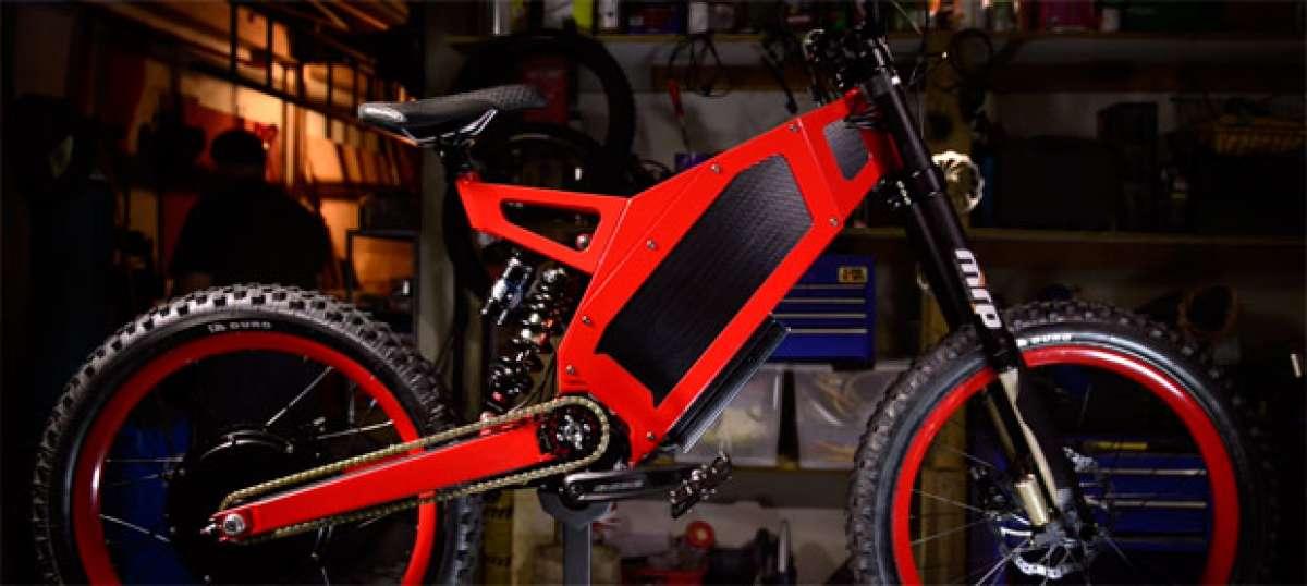 Zombis y mucha velocidad en el fantástico anuncio promocional de Stealth Electric Bikes