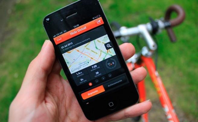 Las aplicaciones deportivas como Strava, una auténtica mina de oro para los ladrones de bicicletas