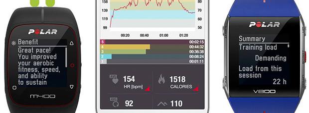 La aplicación deportiva Polar Flow 2.0, ya disponible para dispositivos Android