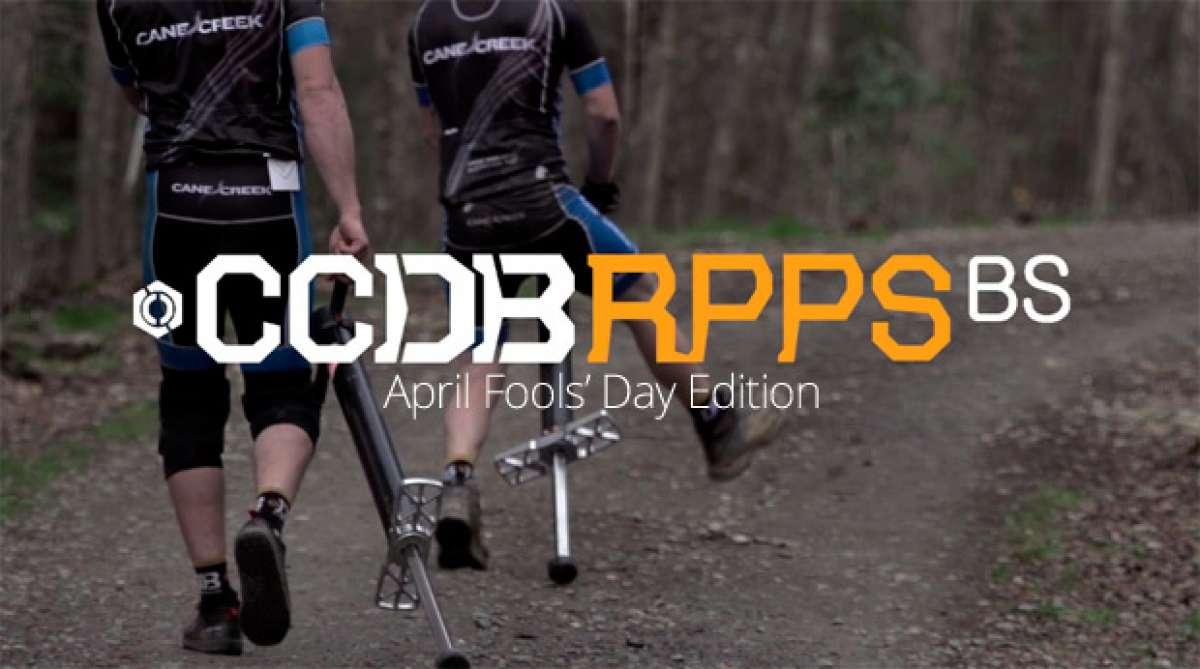 """Algunas de las noticias del """"April Fools Day"""" (día de las bromas) en la industria del ciclismo"""
