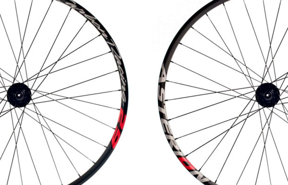 """Asterion Wheels, ruedas """"a la carta"""" para todo tipo de disciplinas"""