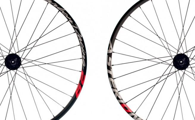 Asterion Wheels, ruedas 'a la carta' para todo tipo de disciplinas