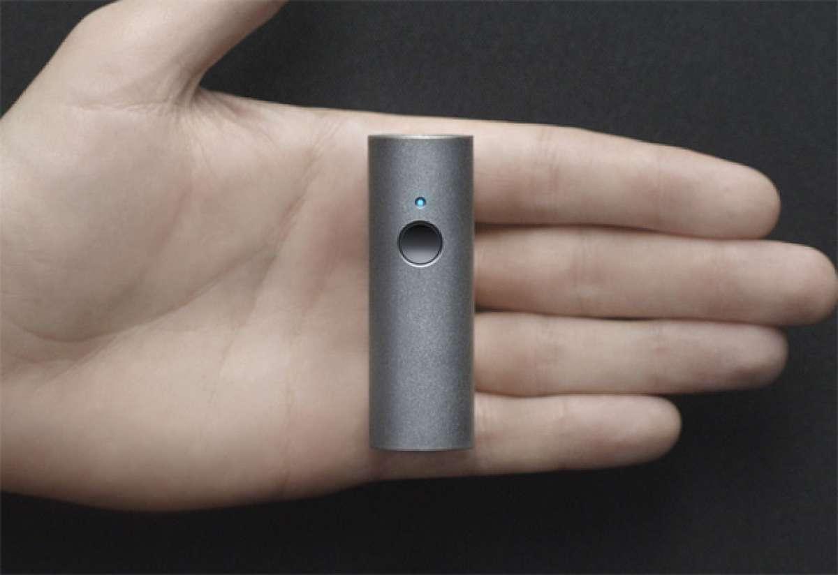 Atmotube, un dispositivo para medir la calidad del aire de nuestro entorno