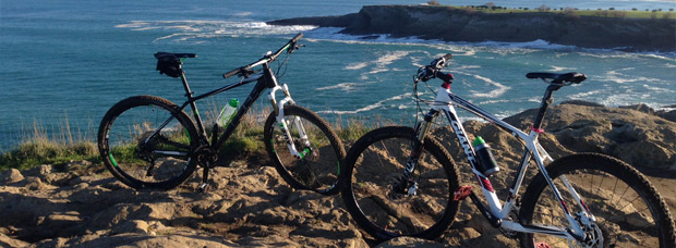 La foto del día en TodoMountainBike: 'Bahía de Santander'