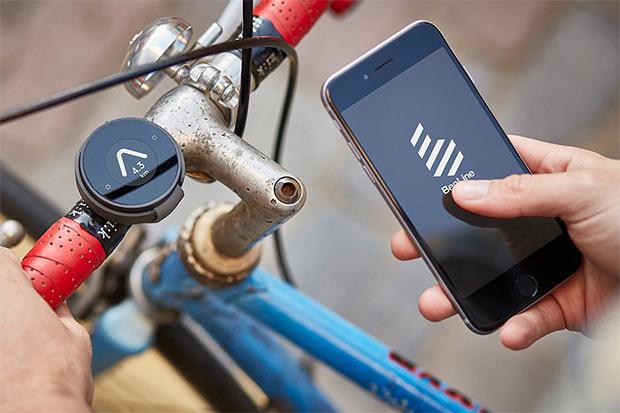 BeeLine, un práctico, sencillo y muy funcional navegador GPS para bicicletas