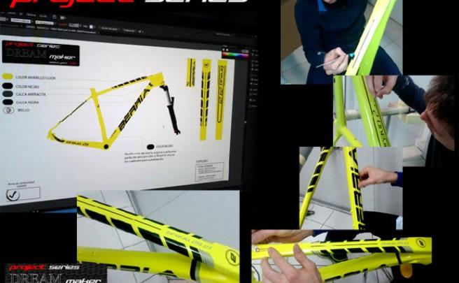 'Project Series', la nueva apuesta de personalización de Berria Bike