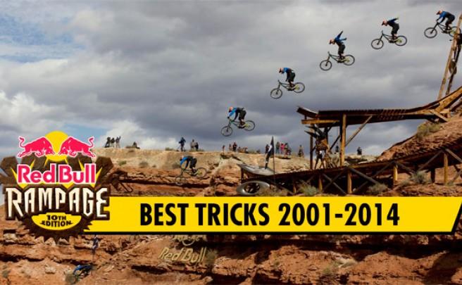 Red Bull Rampage 2001-2014: Los mejores trucos de la historia de esta competición