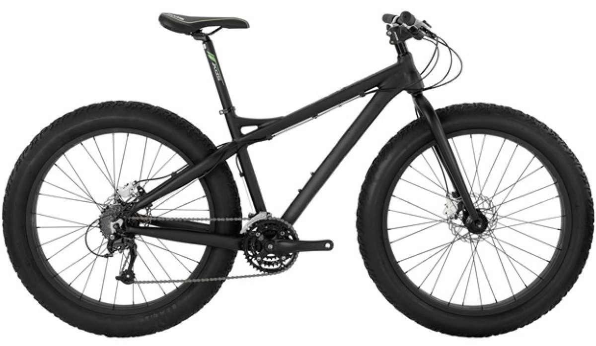 """BH Big Foot, una """"Fat Bike"""" económica para iniciarnos en las ruedas gordas"""