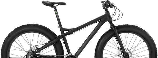 BH Big Foot, una 'Fat Bike' económica para iniciarnos en las ruedas gordas