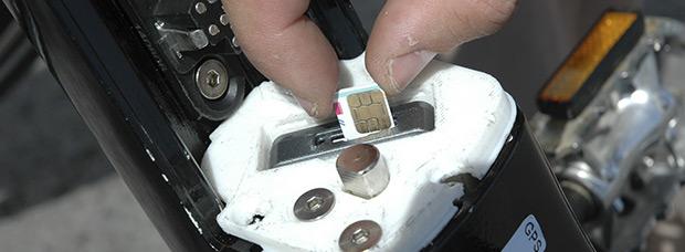 Nuevo localizador GPS para las bicicletas eléctricas BH Easy Motion