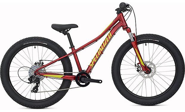 Specialized Riprock, nueva gama de bicicletas infantiles con ruedas ultra anchas