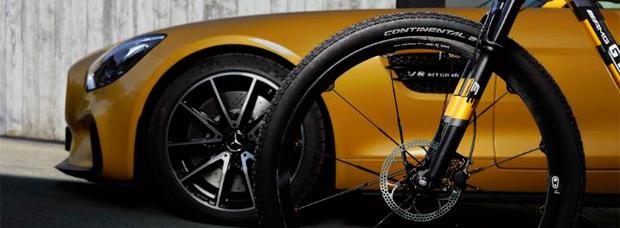 Las bicicletas de la firma alemana Rotwild, ya disponibles en España