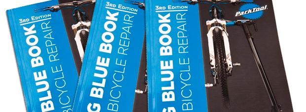 Tercera edición del Big Blue Book, un libro esencial sobre mecánica de bicicletas