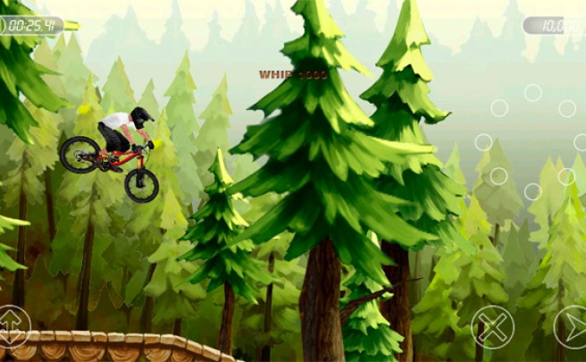 Bike Mayhem Mountain Racing, un adictivo videojuego para amantes de las bicicletas de montaña