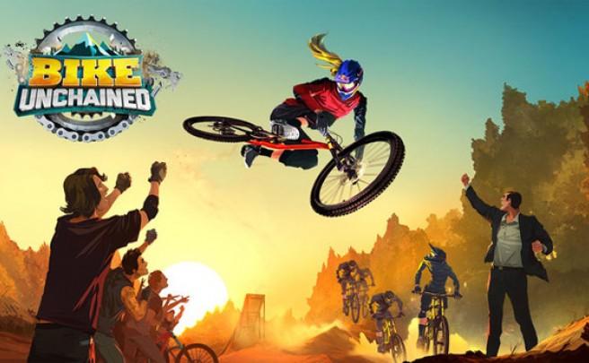 'Bike Unchained', el nuevo juego de Red Bull para dispositivos iOS y Android