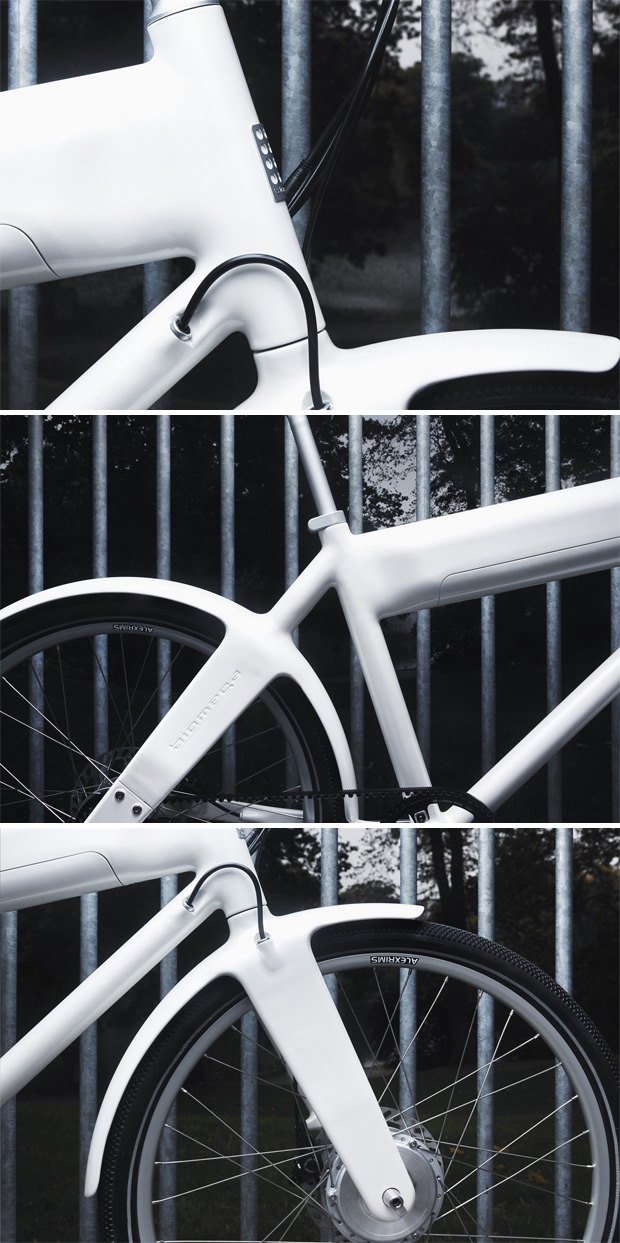 Biomega OKO, una interesante bicicleta eléctrica para moverse por la ciudad