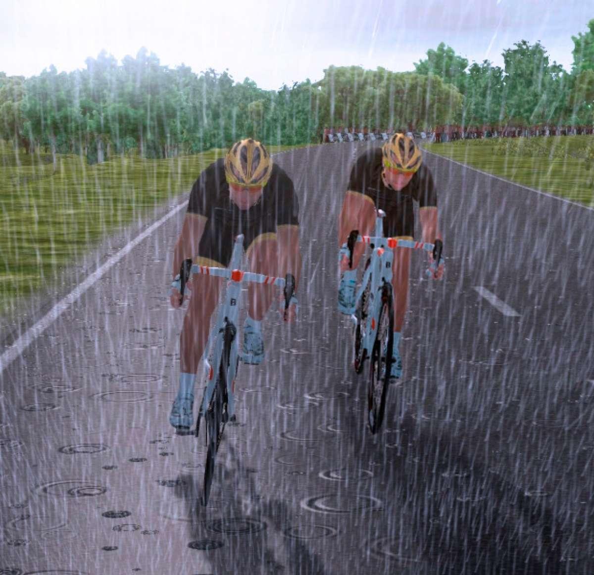 Bkool 3D RealWeather, condiciones meteorológicas en tiempo real para los entrenamientos virtuales de Bkool