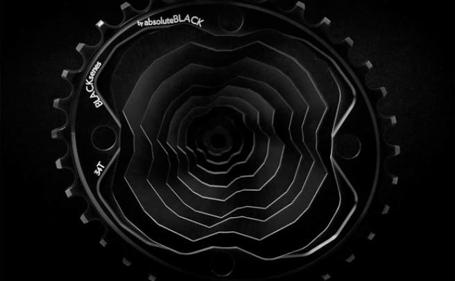 BLACK Series, componentes de absoluteBLACK más económicos y exclusivos para Chain Reaction Cycles