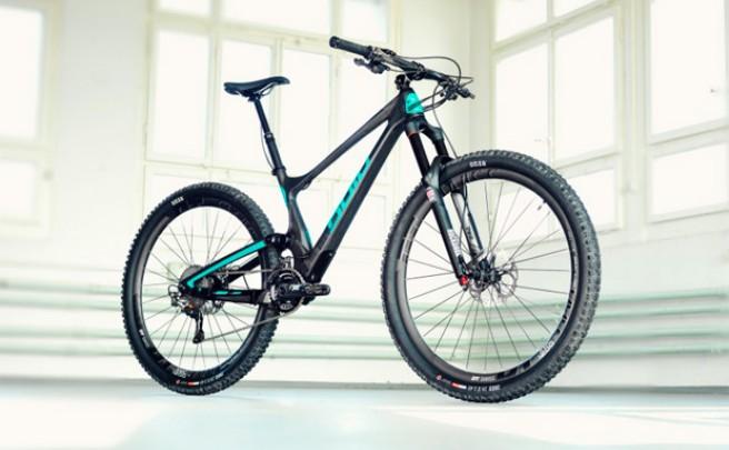 Bold Linkin Trail, suspensión trasera interna para una bicicleta que dará mucho que hablar