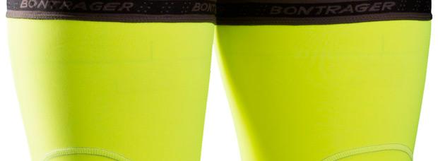 Bontrager Thermal Visibility, manguitos y perneras de alta visibilidad para alargar nuestras salidas
