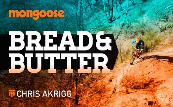 'Bread and Butter', las peripecias de Chris Akrigg por los montes de España