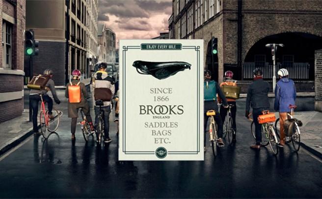 Los míticos productos de Brooks England, ya disponibles en el catálogo de Top Fun Biking
