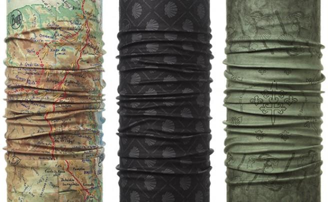 Nuevos pañuelos tubulares de BUFF inspirados en el Camino de Santiago