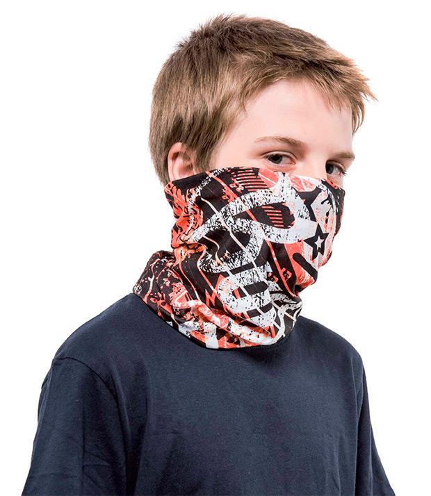 BUFF Kids, pañuelos tubulares de alto rendimiento para los más pequeños
