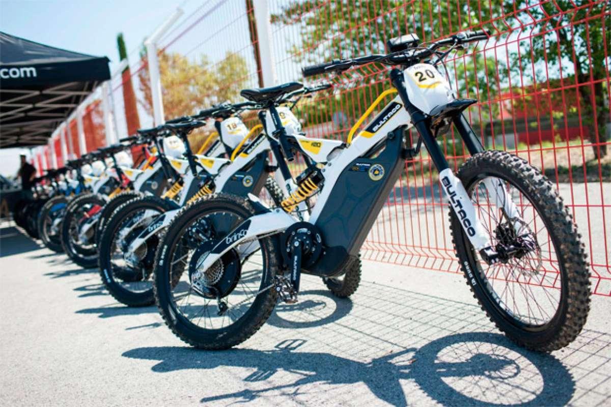 La nueva y divertida Bultaco Brinco en acción
