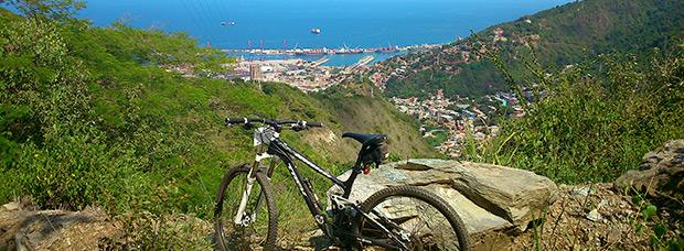 La foto del día en TodoMountainBike: 'Camino Los Españoles'