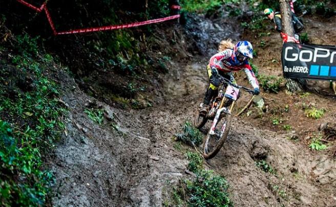 Campeonato del Mundo UCI DH 2015: Vallnord (Andorra)