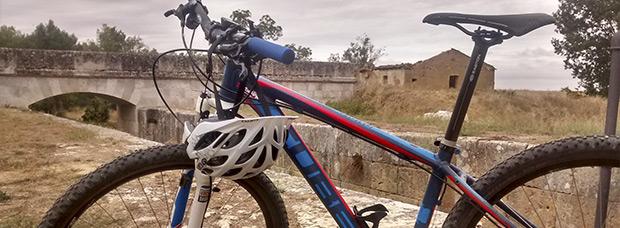La foto del día en TodoMountainBike: 'Canal de Castilla'