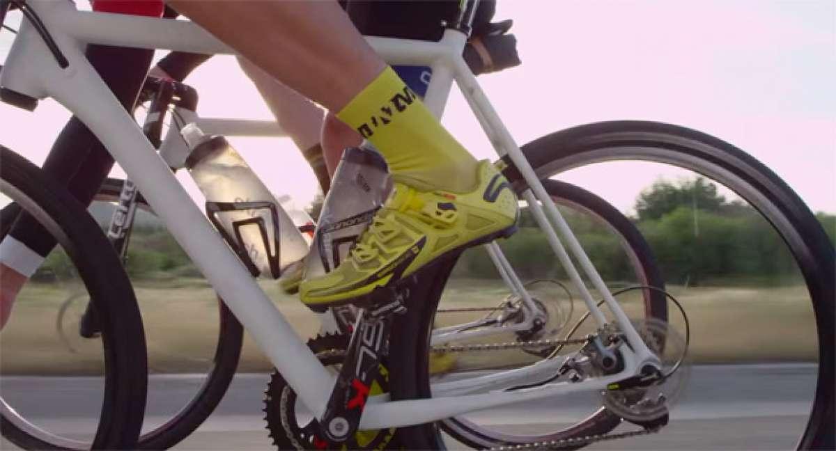 """Novedades 2016: Horquillas Lefty para las nuevas bicicletas """"todocamino"""" de Cannondale"""