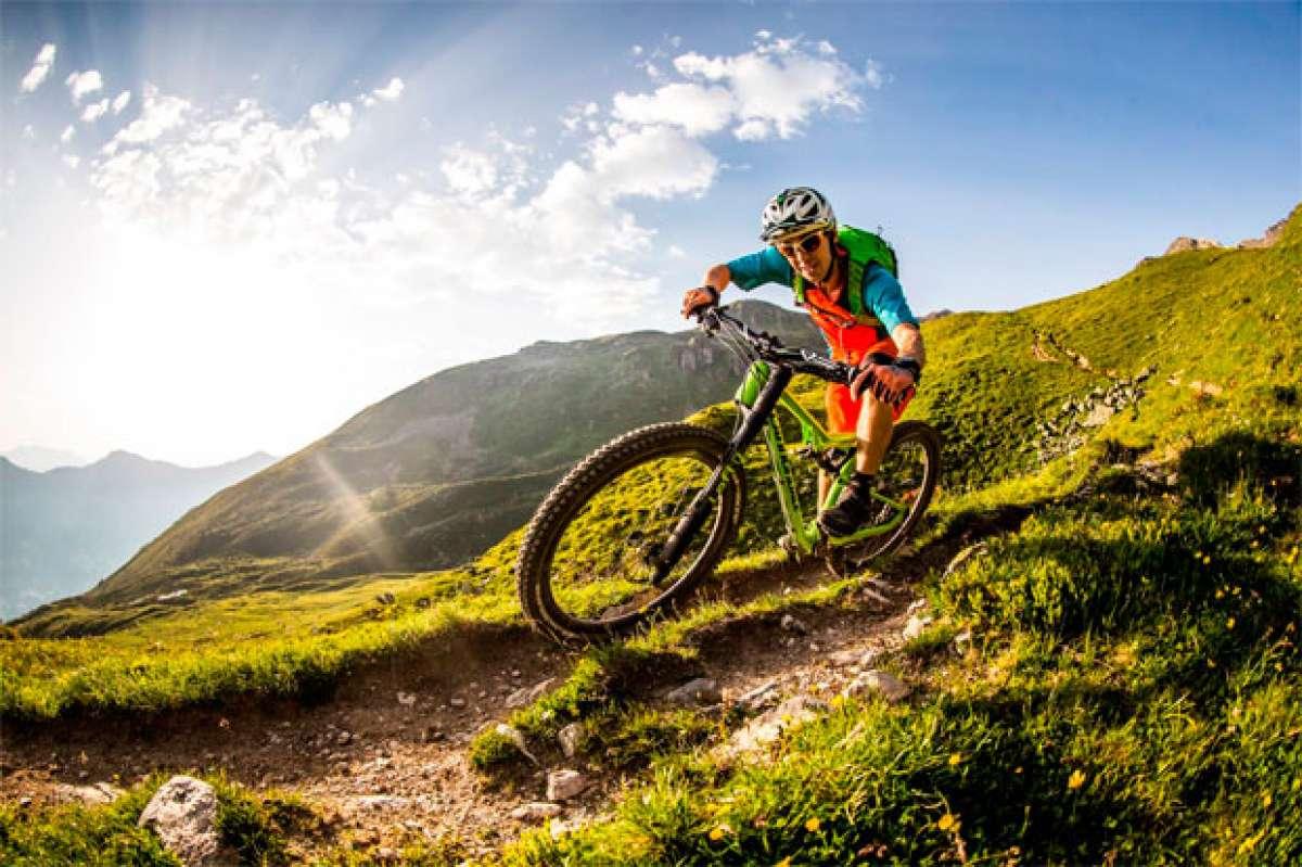 """Cannondale Habit 2016, una nueva """"Trail"""" para divertirnos en el monte sin complicaciones"""