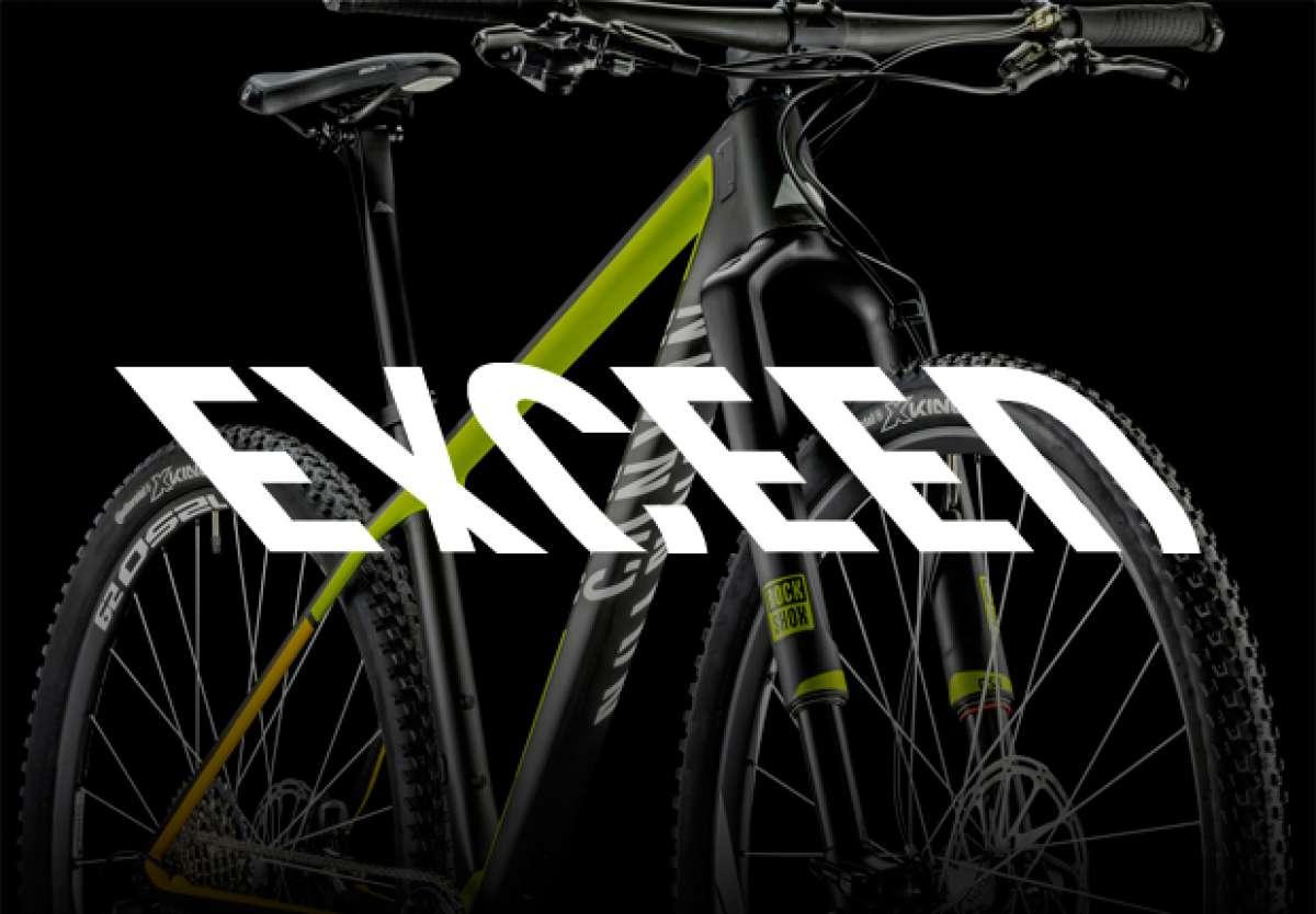 Exceed CF SLX, la nueva rígida de Canyon para corredores XCO y XCM