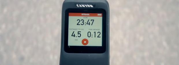 Canyon Smart Bike Computer, un nuevo concepto de ciclocomputador integrado