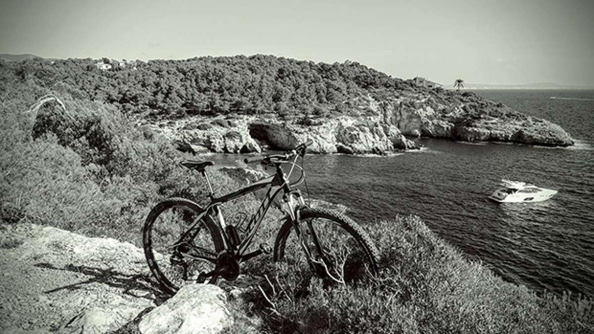 La foto del día en TodoMountainBike: 'Cap de Cala Falcó'
