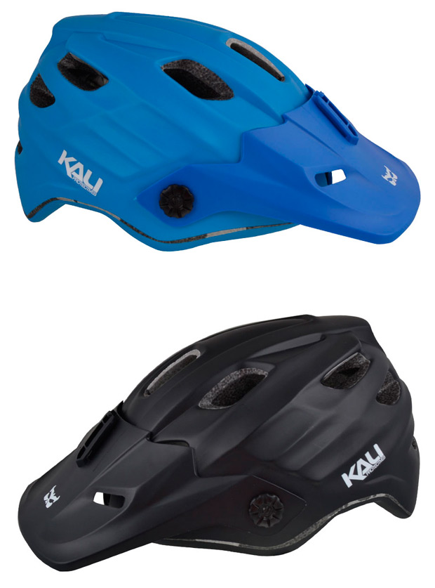 Los nuevos cascos de Kali Protectives, disponibles en España de la mano de Top Fun Biking
