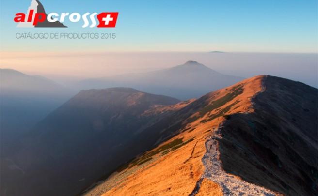 Catálogo de Alpcross 2015. Toda la gama de productos Alpcross para la temporada 2015