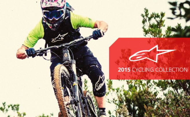 Catálogo de Alpinestars 2015. Toda la gama de equipamiento Alpinestars para la temporada 2015