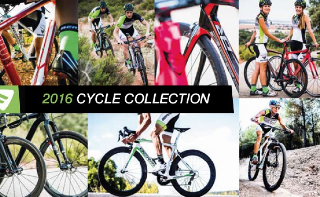 Catálogo de Berria Bike 2016. Toda la gama de bicicletas Berria para la temporada 2016