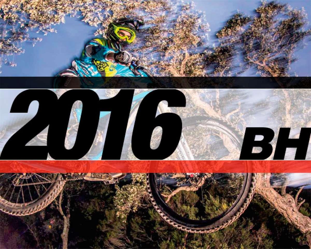 Catálogo de BH 2016. Toda la gama de bicicletas BH para la temporada 2016