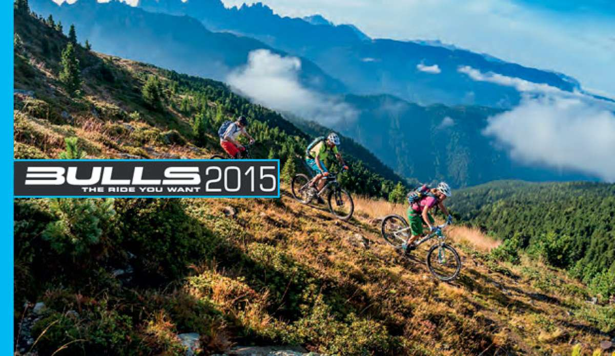 Catálogo de Bulls Bikes 2015. Toda la gama de bicicletas Bulls para la temporada 2015