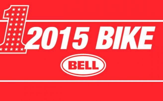 Catálogo de Bell 2015. Todos los cascos de Bell para la temporada 2015