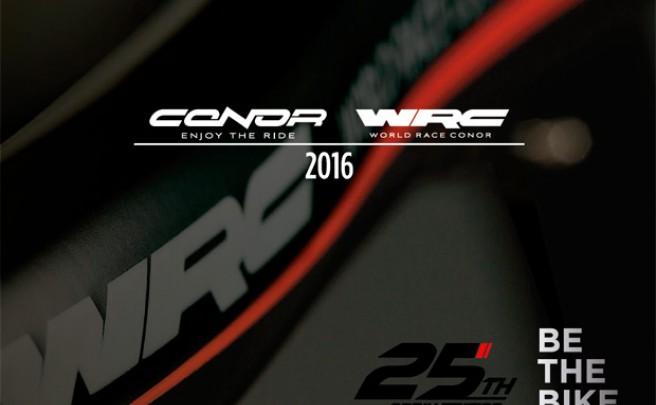 Catálogo de Conor 2016. Toda la gama de bicicletas Conor para la temporada 2016